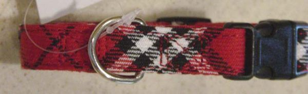 3-boys-red-plaid-dog-collars