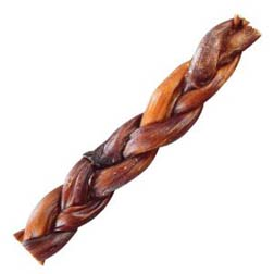 Braided Beef Stick Dog treat