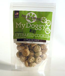 Apple-Honey-Mini-bag My Doggy dog treats