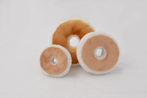 Bagel Toy chewish Dog toy