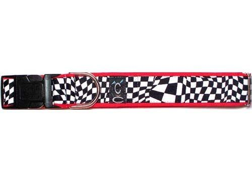 Cutie-Collar-Fast-Car-raceway-dog-collar