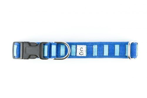 Lagoon fabric dog collar-cutie-collar