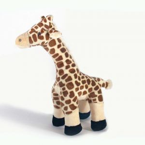 Nelly_Giraffe Tuff Toy for dogs
