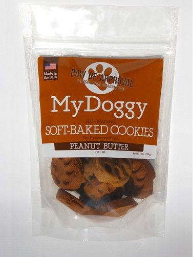 Peanut-Butter My Doggy dog treats
