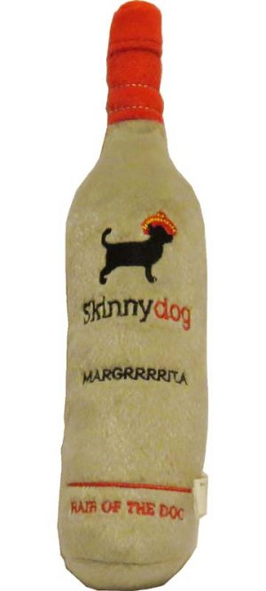 Skinnydog-tequila Squeaker Toy for dogs