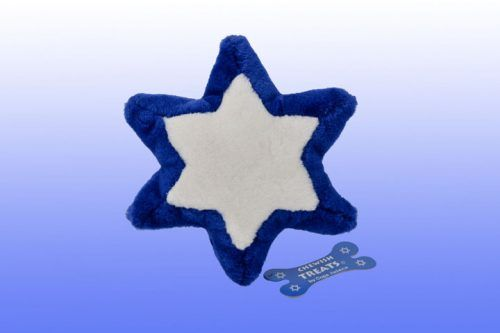 Star_of_David dog toy Chewish Toy