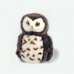 Woodrow_owl Tuff Toy for dogs