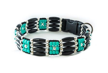 apache-beaded-dog-collar-zany-zak.