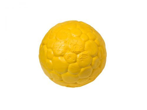 West-Paw-boz-ball-dandelion- Dog-Toy