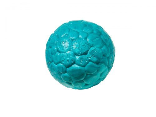 West-Paw-boz-ball-peacock-Dog-Ball-Toy