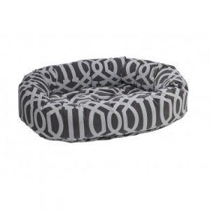 camelot donut dog bed