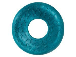 West-Paw-dash-frisbee-peacock-Dog-Toy