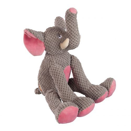 Fab Dog floppy elephant Dog Toy