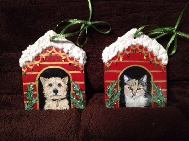hand-painted-dog-on-gift-ornament