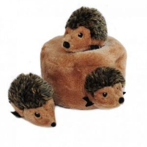 zippypaws-hedgehog-burrow-dog-toy