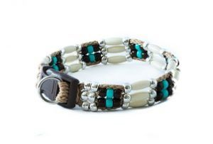 hopi-handmade-beaded-dog-collar-3 strand
