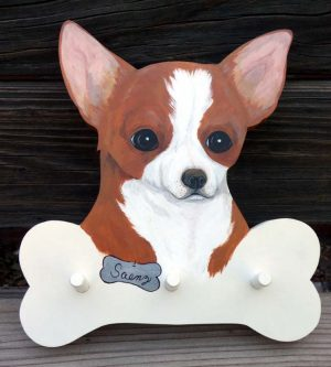 hand-painted-dog-lead-leash-holder
