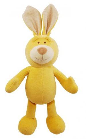 Simply fido lucy-bunny dog toy