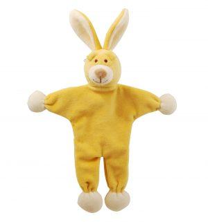 Simply Fido Lucy-Bunny Stuffless-dog-toy