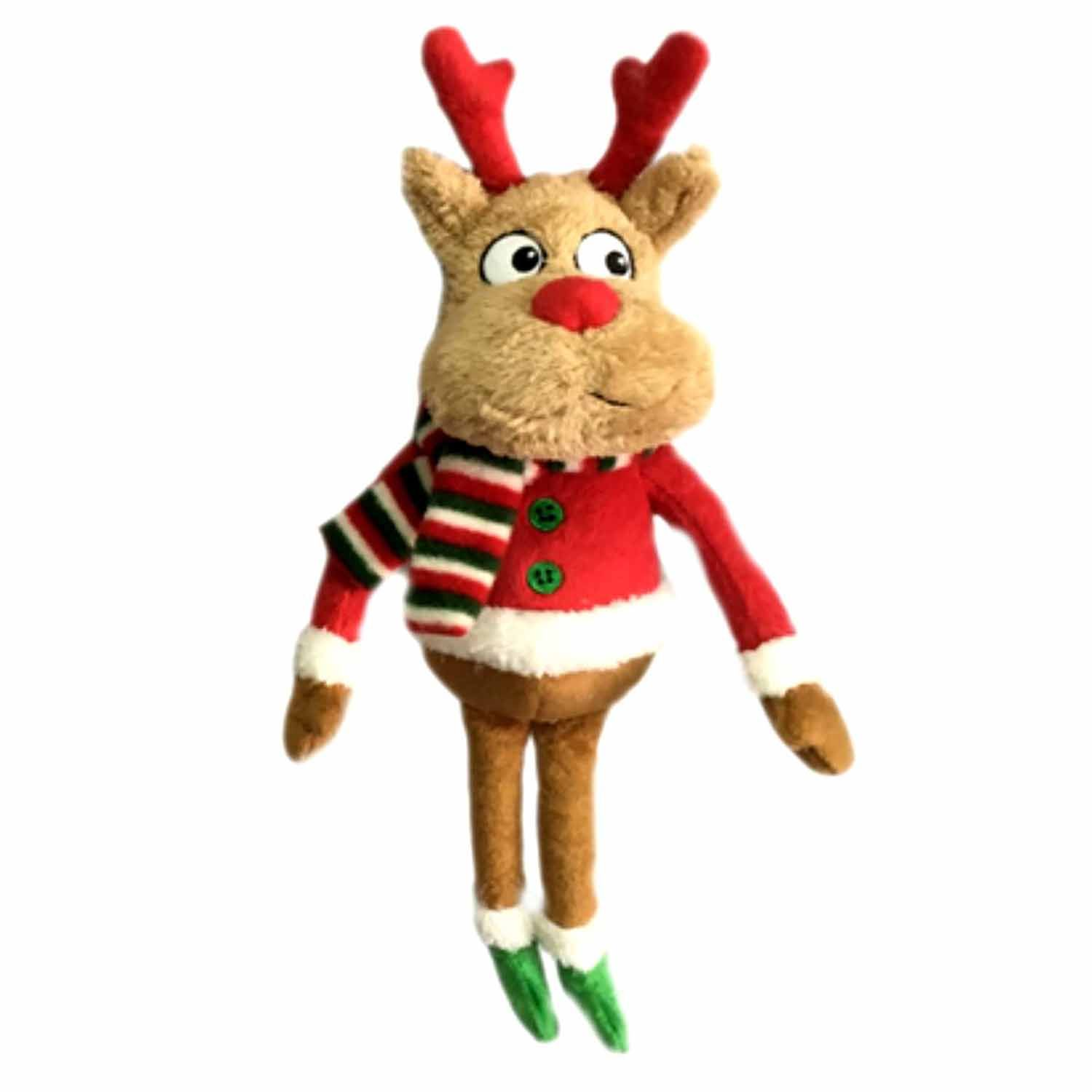 Dog Toys For Boys : Dog toy mcjingles deer three boys of scottsdale pet