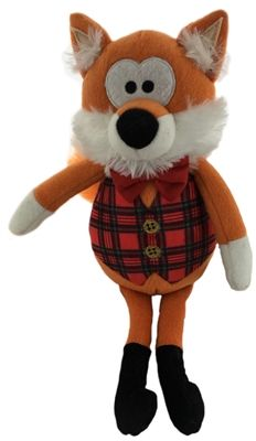 lulubelles-sly-fox dog toy