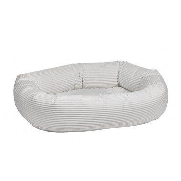 marshmallow donut dog bed