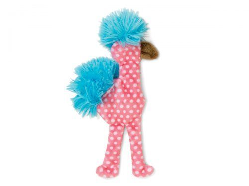 West Paw mingo-mini-coral-dot-dog-toy