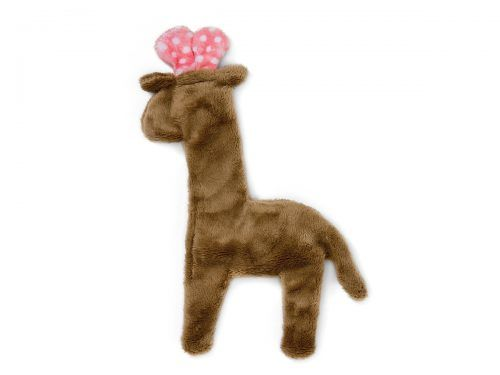 West Paw mini floppy giraffe Dog Toy