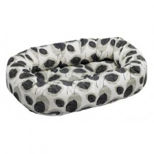 Bowsers Donut Dog Bed morning mist