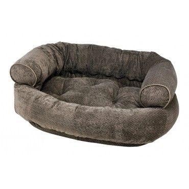 pewter-bones dog bed