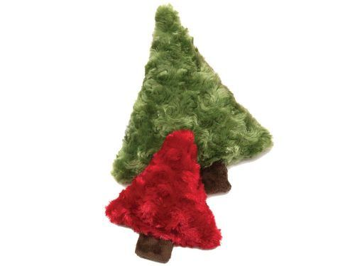 West Paw Design Holiday Piney Dog Toy