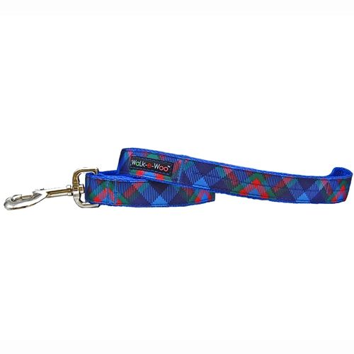Dog-Lead-royal-plaid-leash-walk-e-woo