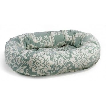 Bowsers Donut Dog Bed spa-microvelvet