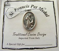 St.-Francis-pet-medallion-card