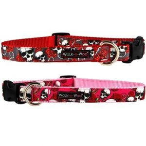 walk-e-woo tattoo dog collar