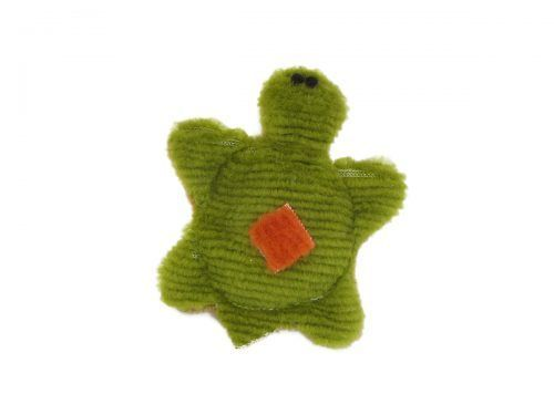 West Paw tiny-turtle-kiwi-dog-toy