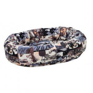 bowsers dog-donut-bed vogue