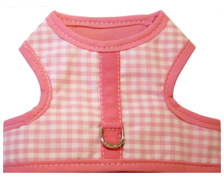 mr-wags-pink-gingham-dog-harness-vest
