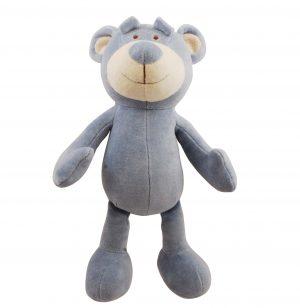 Simply fido walley-bear dog toy