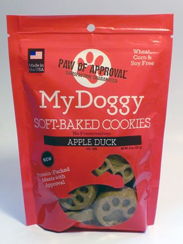 My Doggy Apple Duck-Dog-Treats