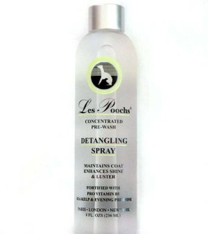 LePooch Detangling spray for-dogs