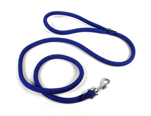 Yellow Dog Royal Blue Leads Leash