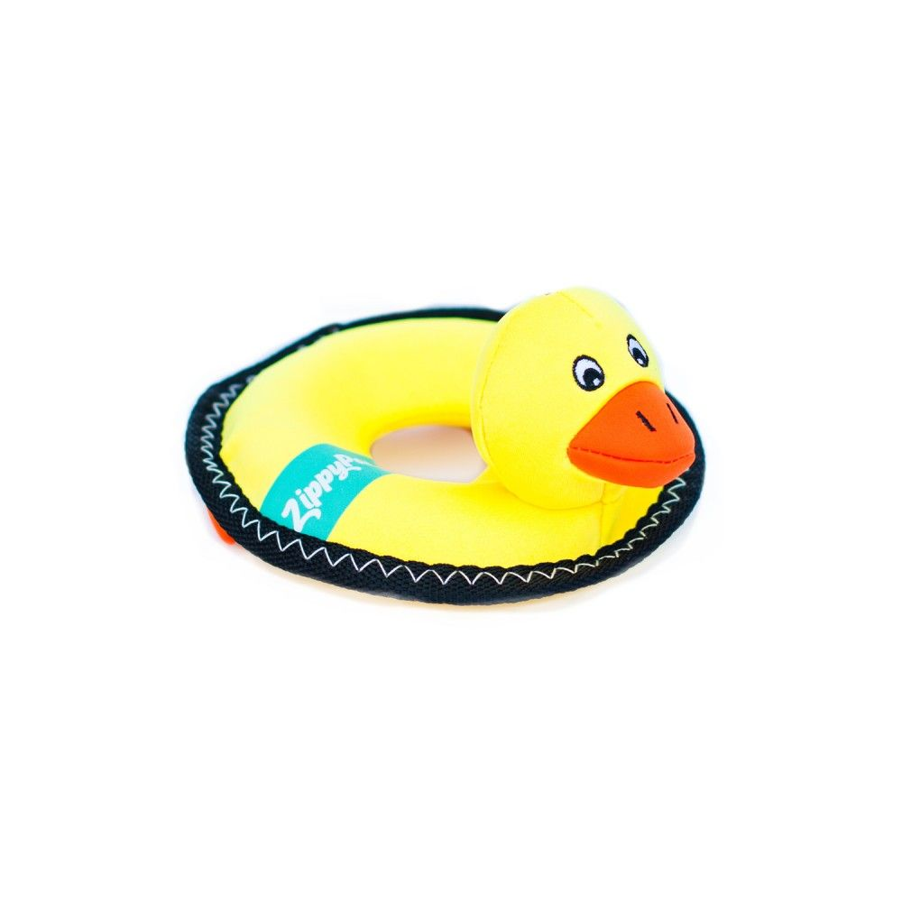 zippypaws-floaterz-duck-Water-Dog-Toy