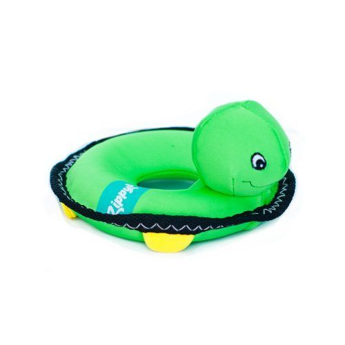 zippypaws floaterz turtle Water Dog Toy
