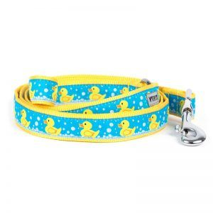 Worthy Dog Rubber Duck Dog Leash / Lead