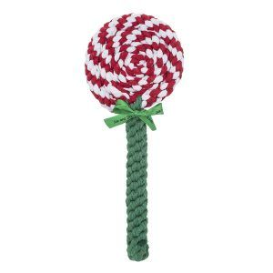 rope dog toy lollilpop