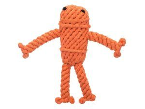 Melvin the Alien rope dog toy