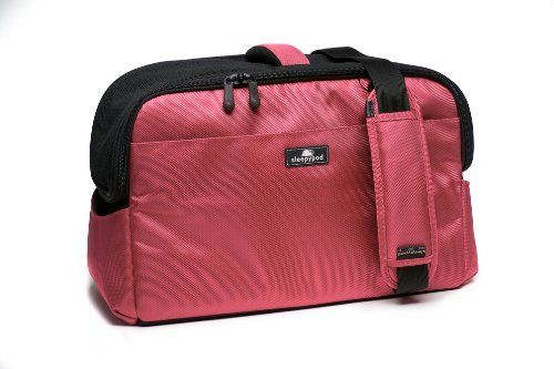 Sleepypod Pink Dog Carrier, Airline Approved