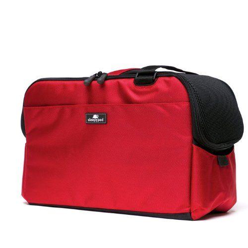 Sleepypod Red Dog Carrier, Airline Carrier