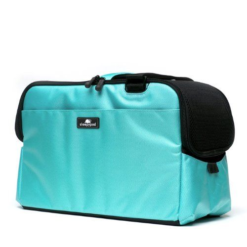 Sleepypod Teal Dog Carrier Airline Approved